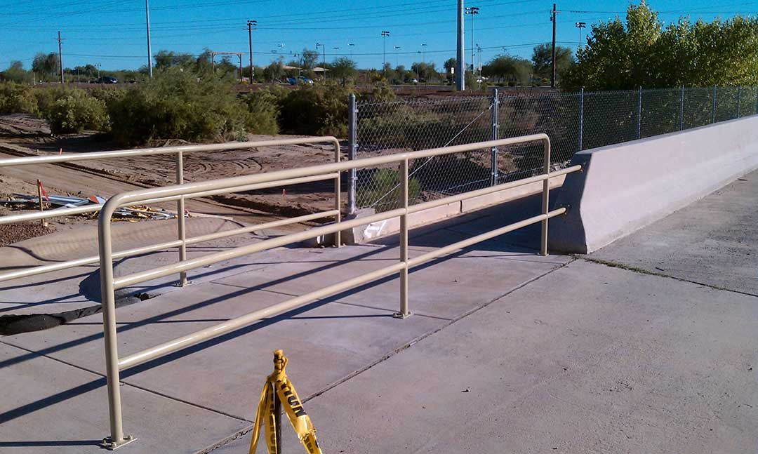 Handrail-to-Bridge-Barrier